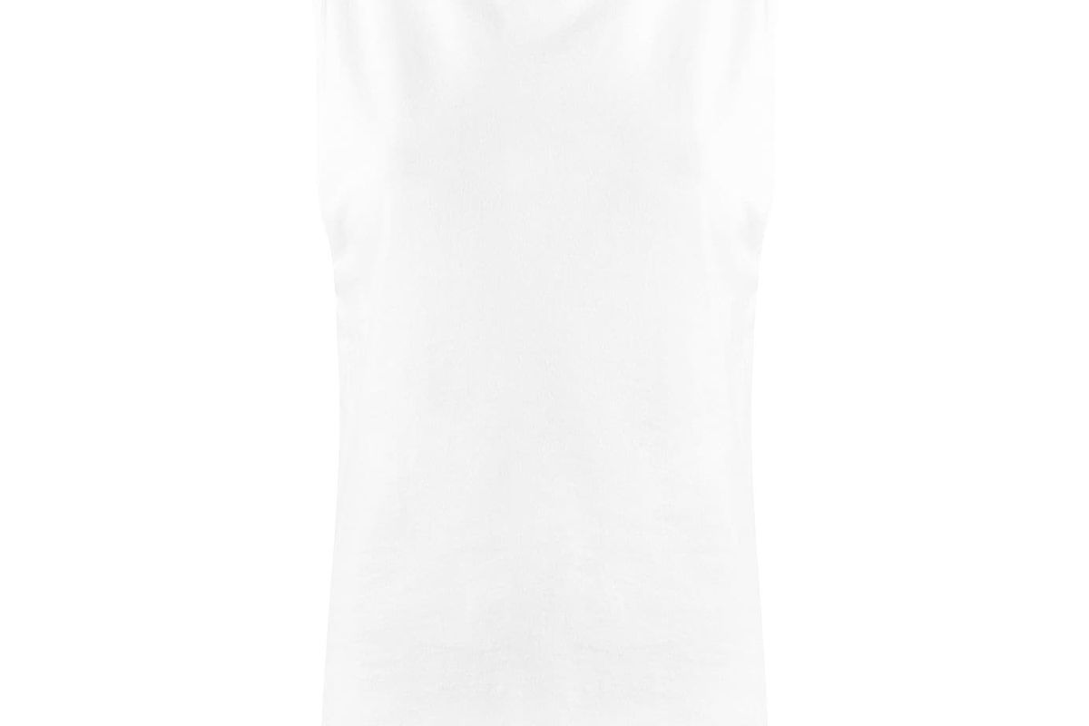 agolde ameenah muscle t-shirt