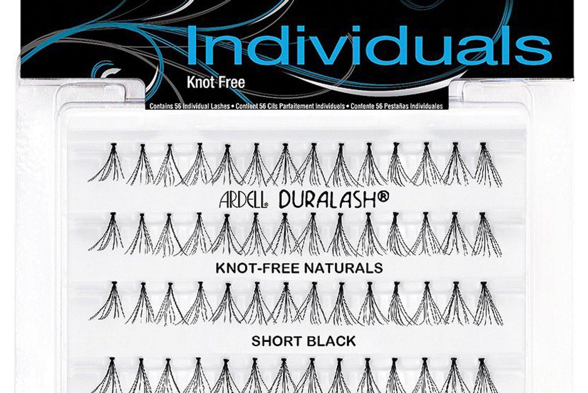 ardell natural lash short black individuals