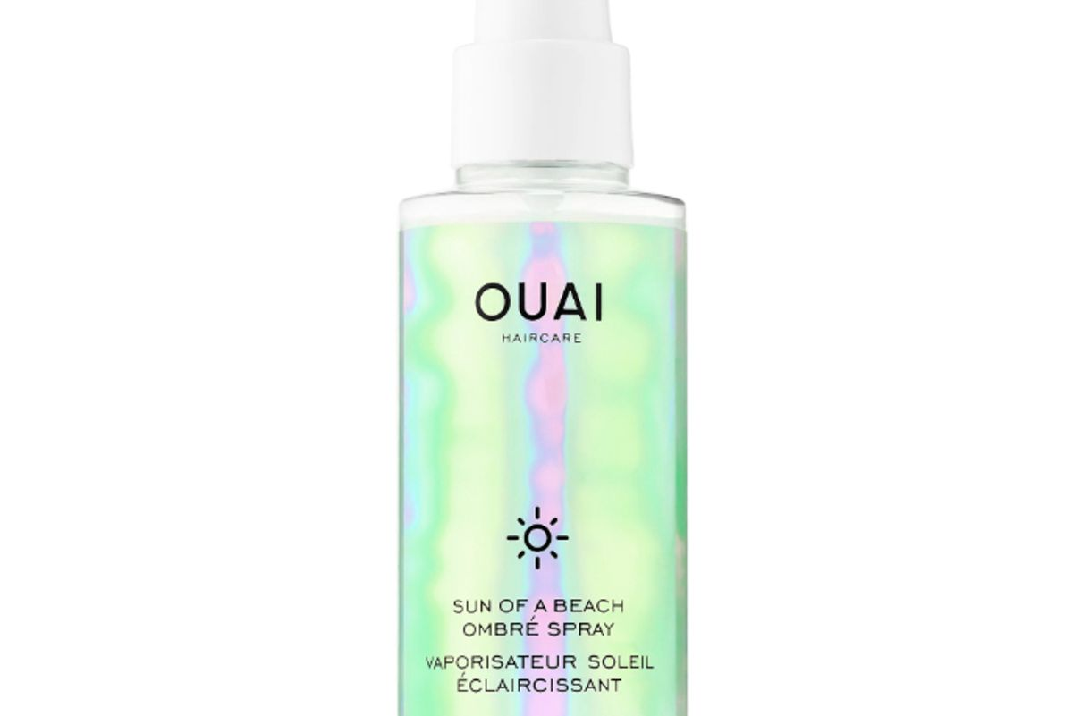 ouai sun of a beach ombre spray