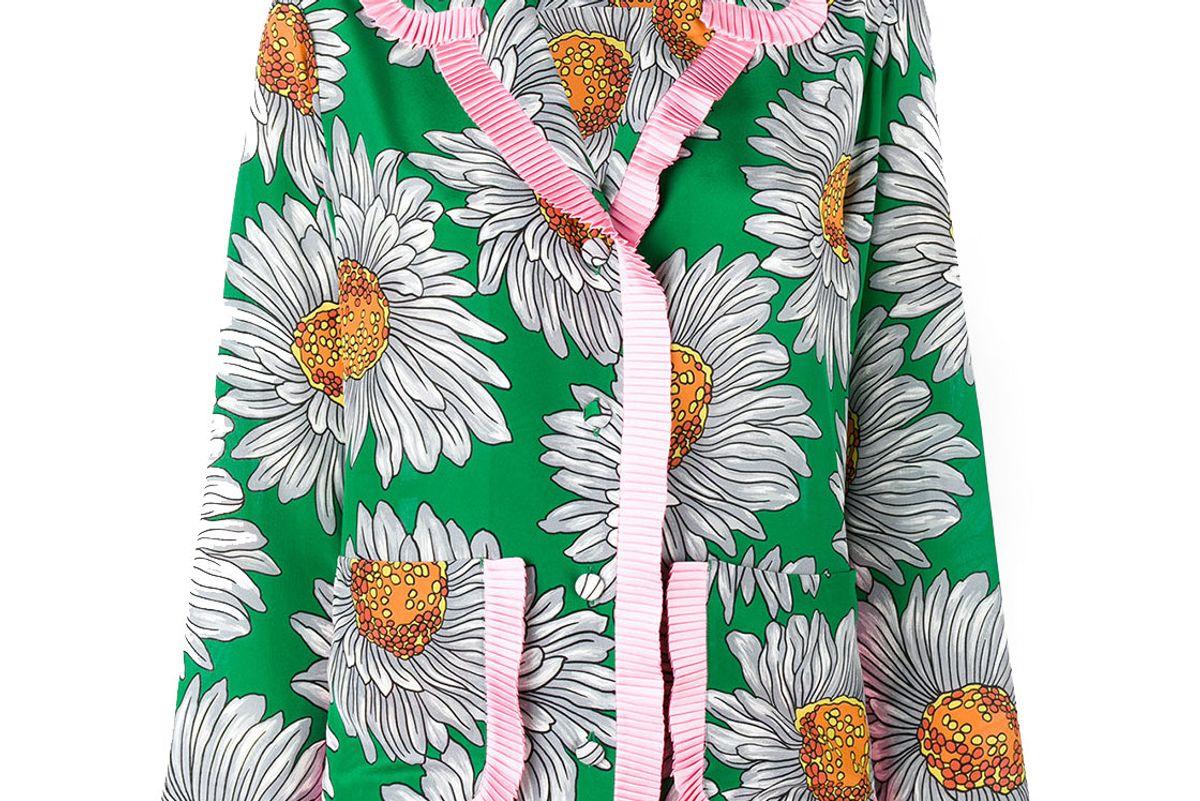 Floral Print Pyjama Top