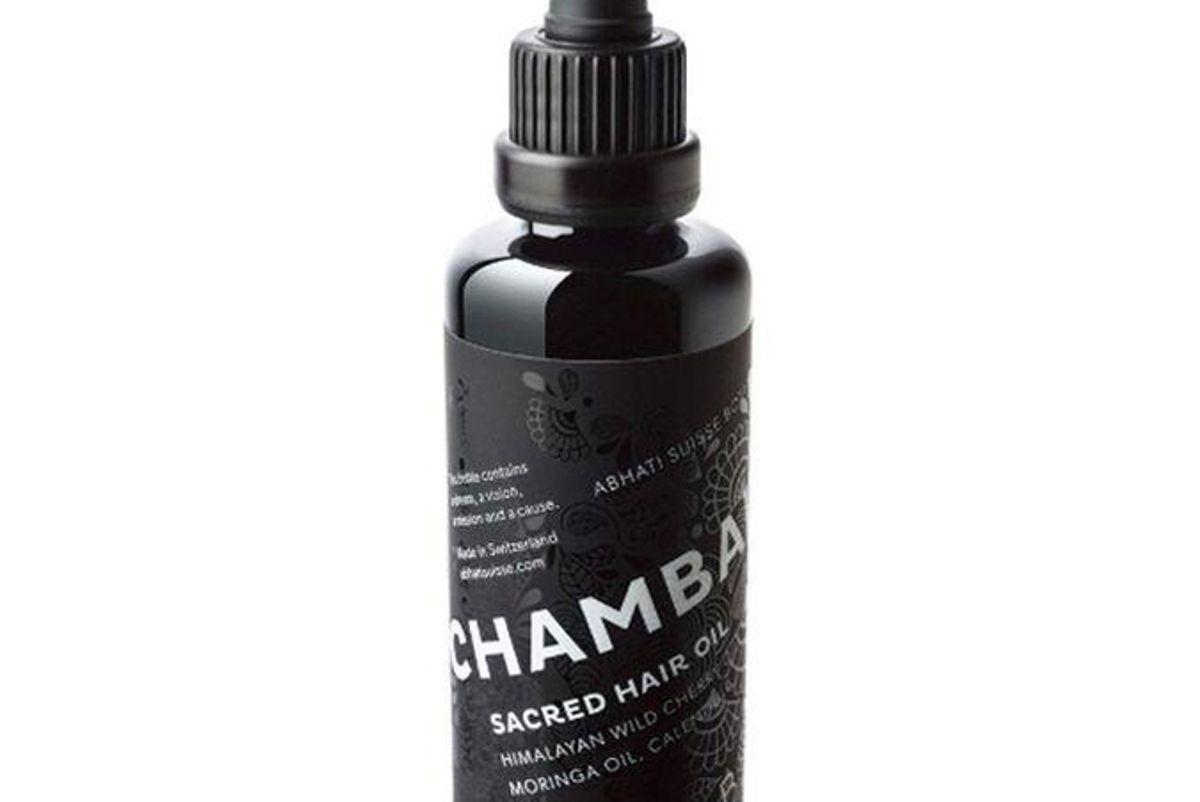 abhati suisse sacred hair oil