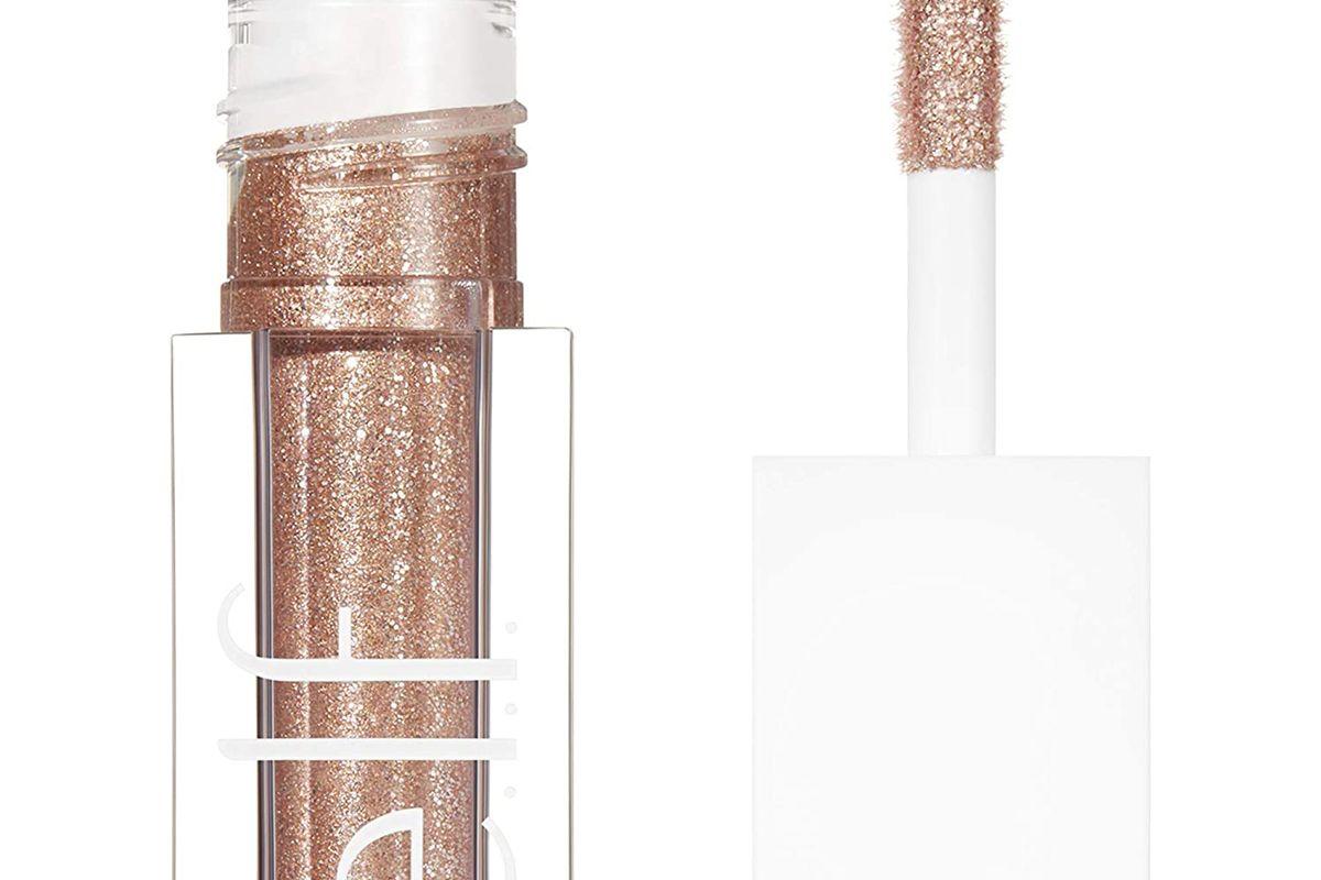 elf cosmetics liquid glitter eyeshadow