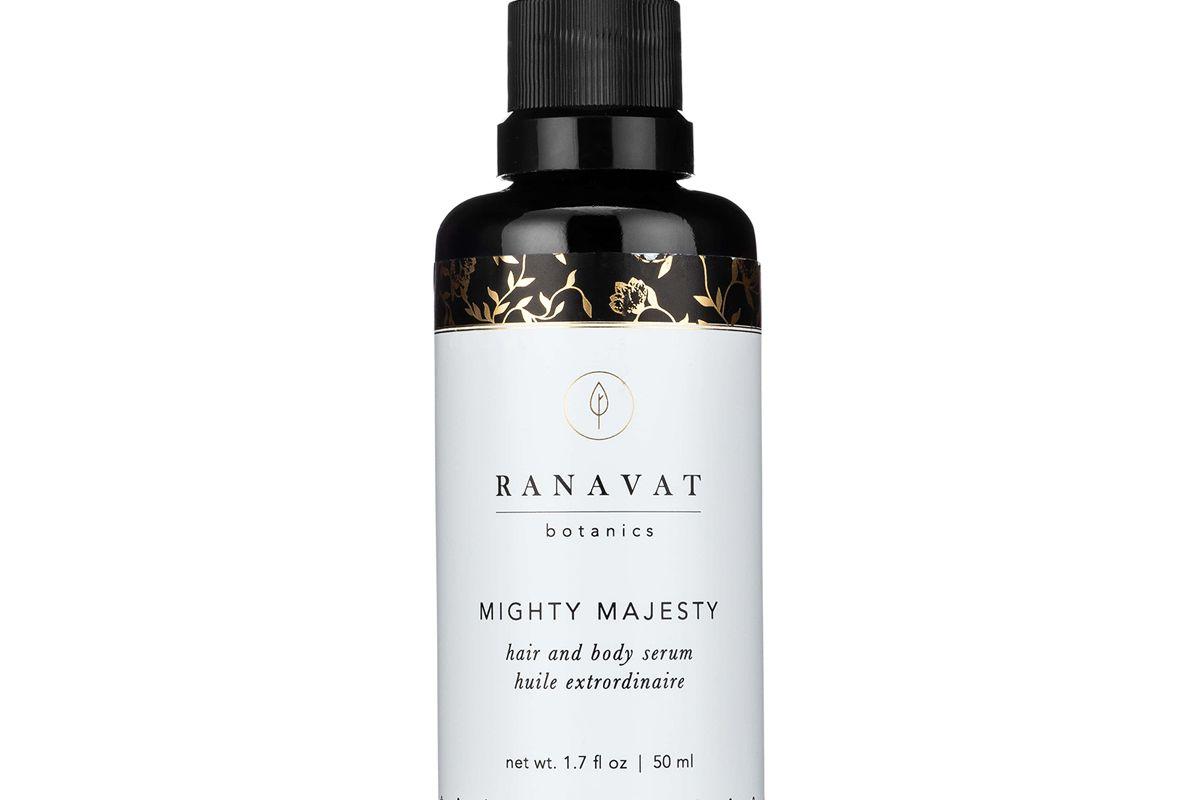 ranavat mighty majesty huile extraordinaire