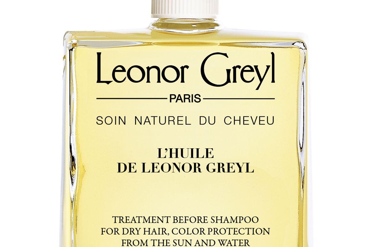 leonor greyl lhuile de leonor greyl pre shampoo oil treatment