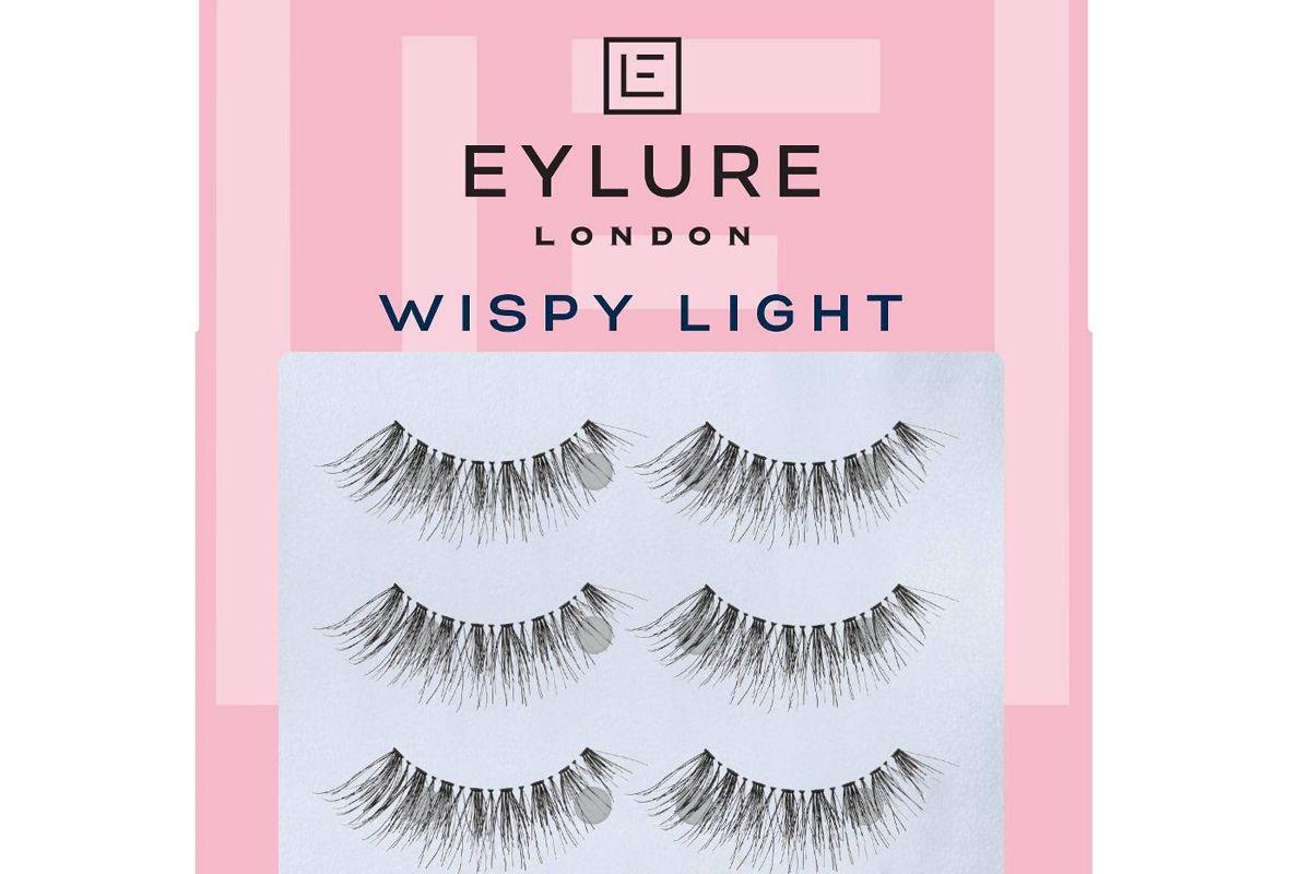 eylure false eyelashes wispy light no 117