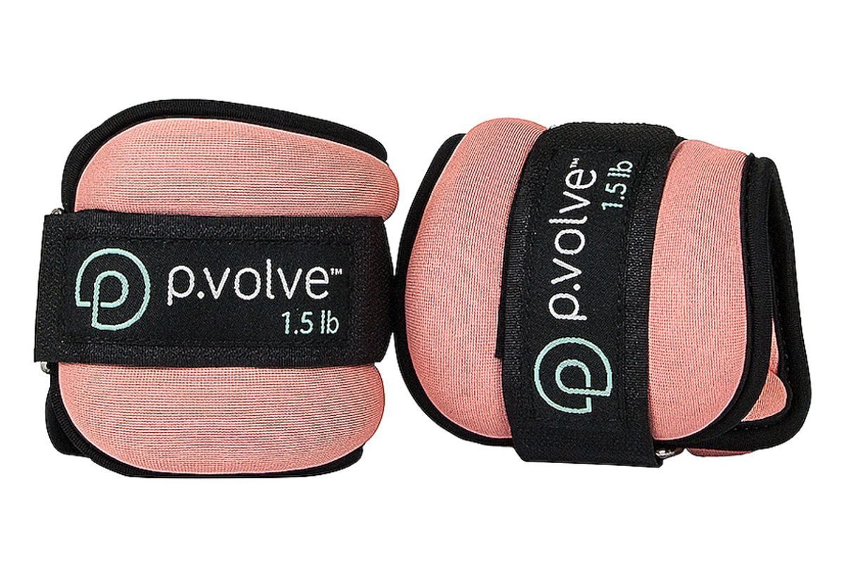 pvolve 1 5lb ankle weights