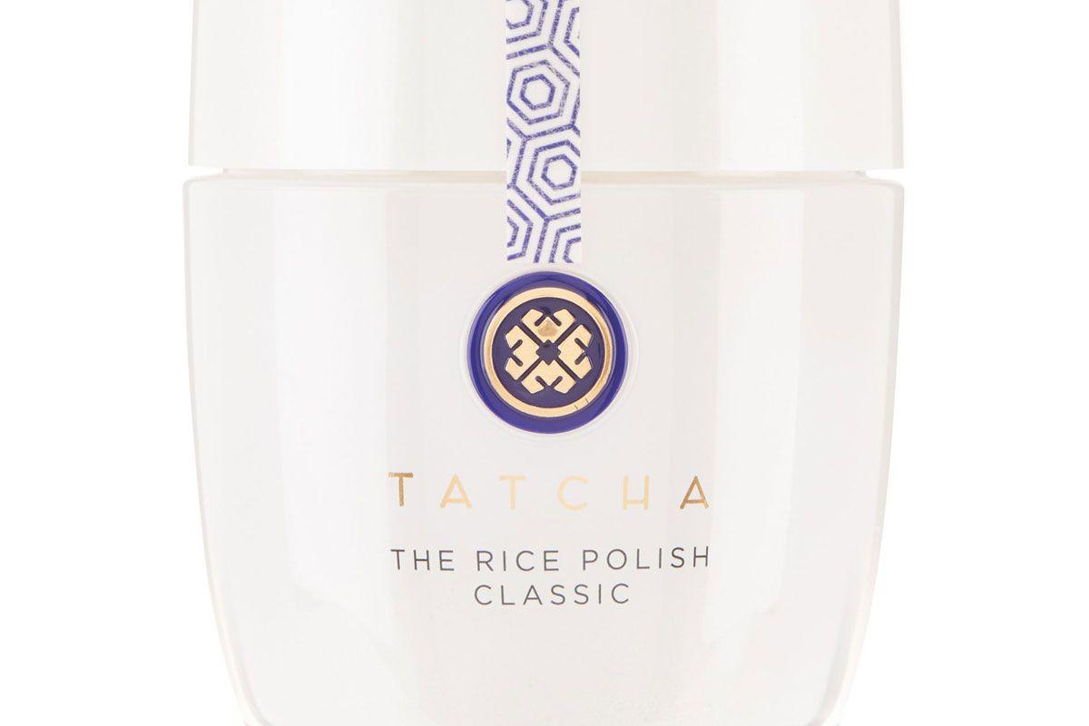 tatcha classic rise enzyme powder