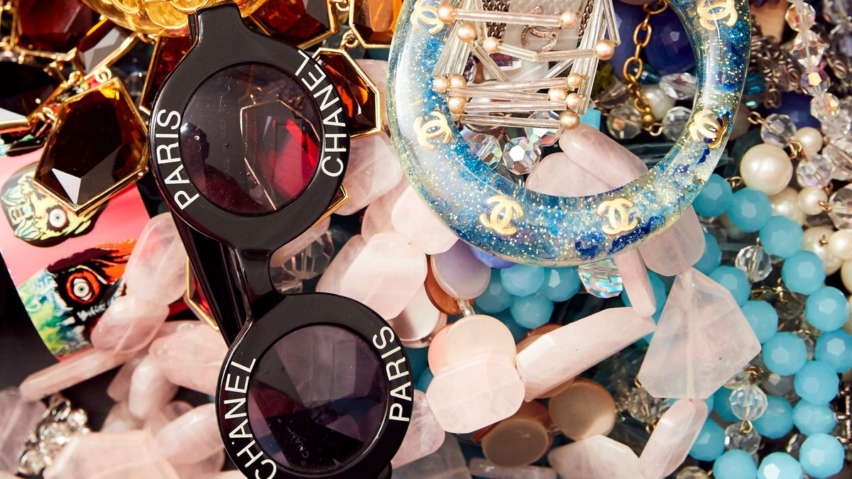 shop lucite jewelry