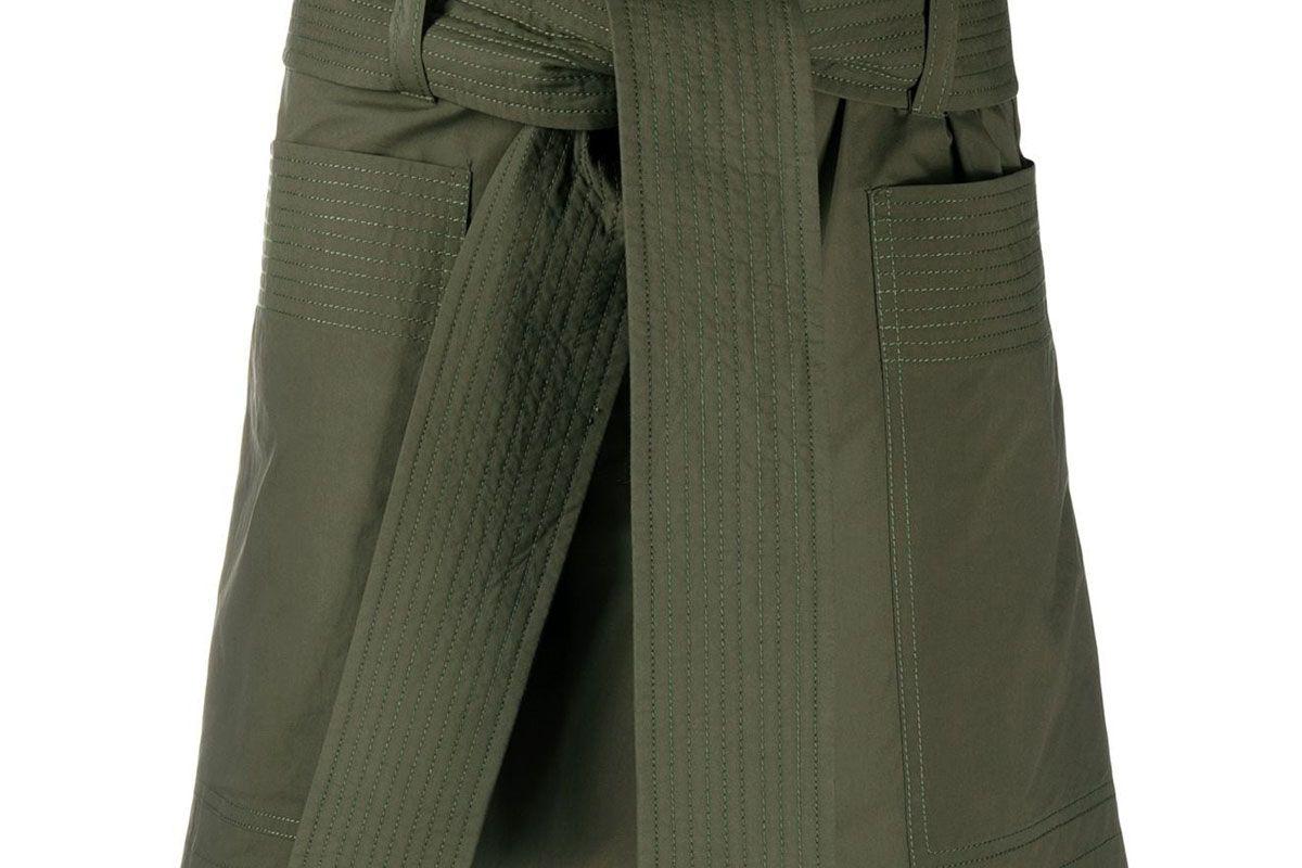 parosh canyon paperbag shorts