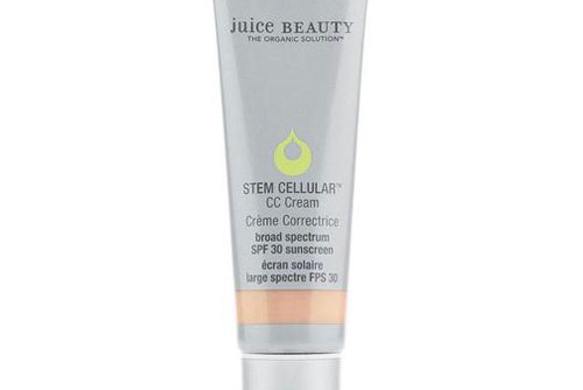 juice beauty stem cellular cc cream spf 30