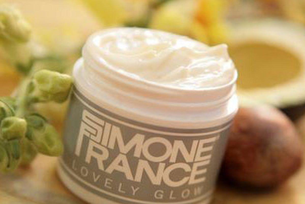 simone france lovely glow moisturizer