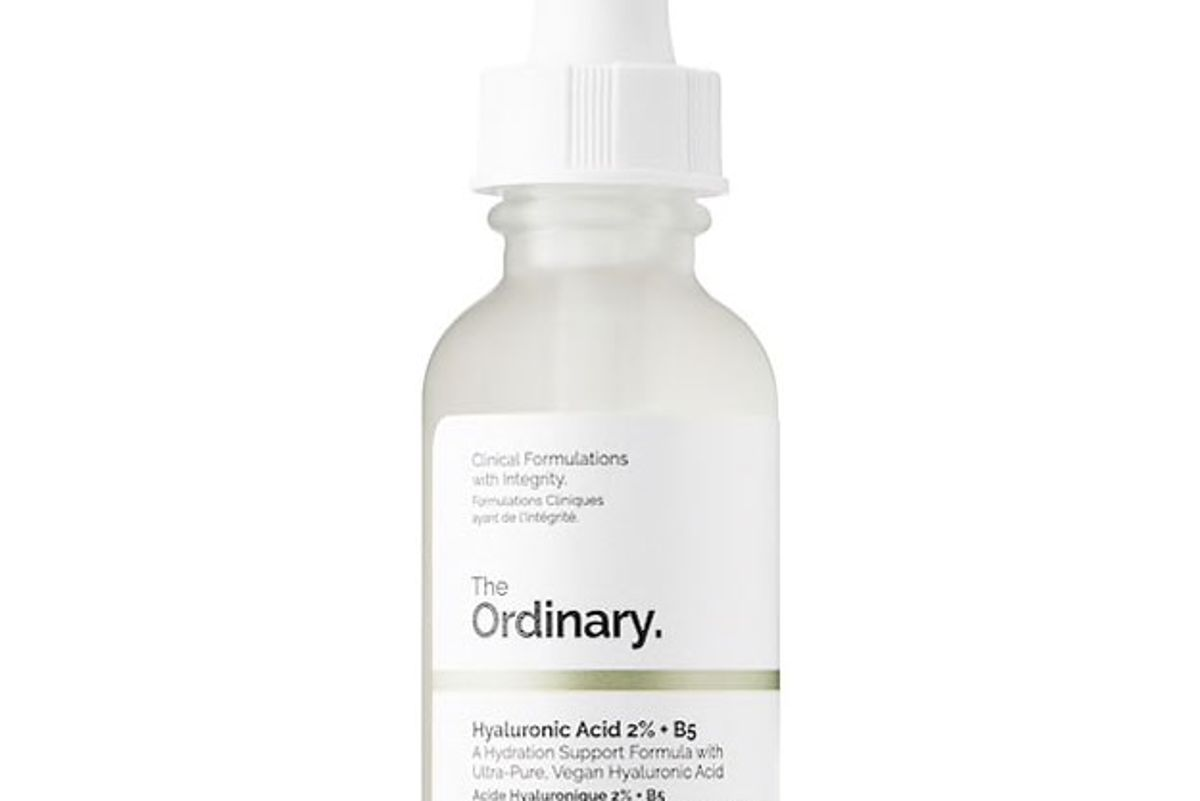 the ordinary hyaluronic acid 2 percent and b5
