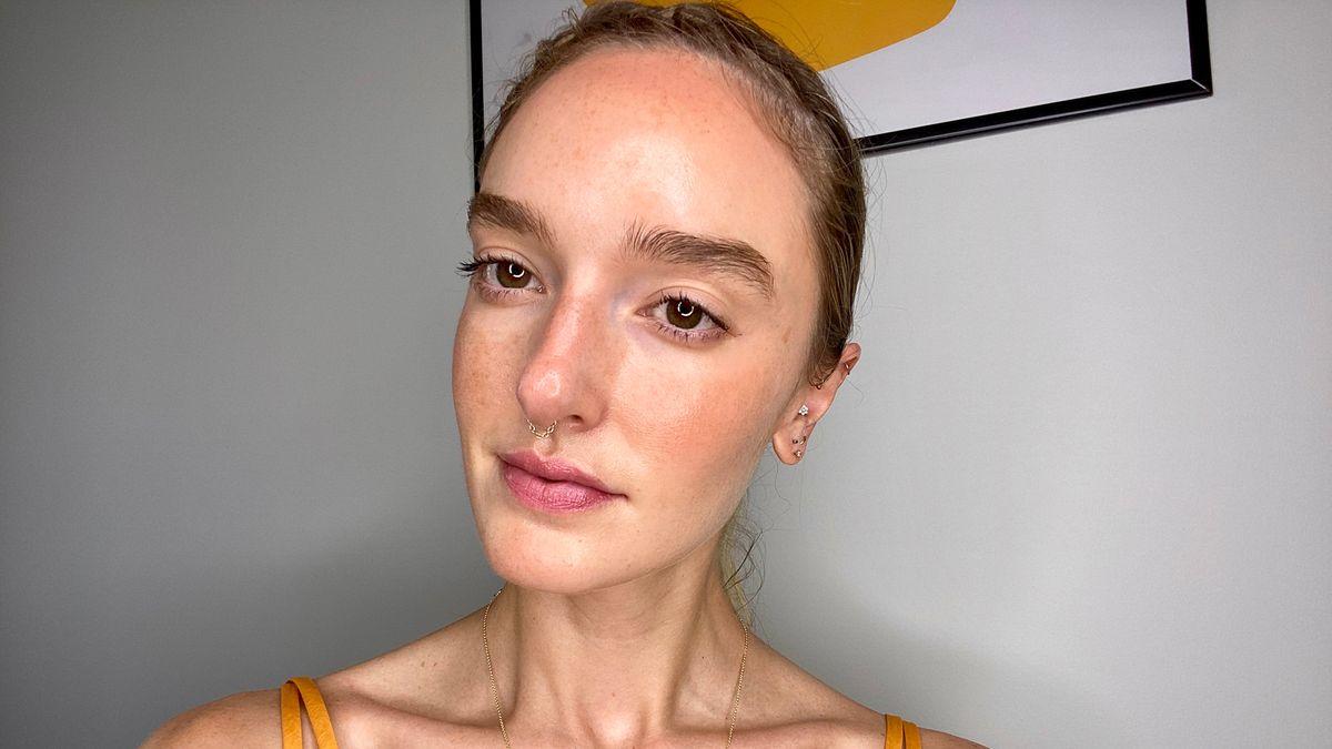 faux sunburn