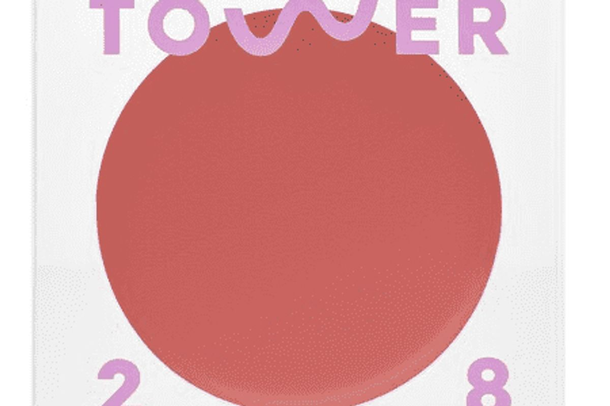 tower 28 beauty beachplease tinted lip and cheek balm