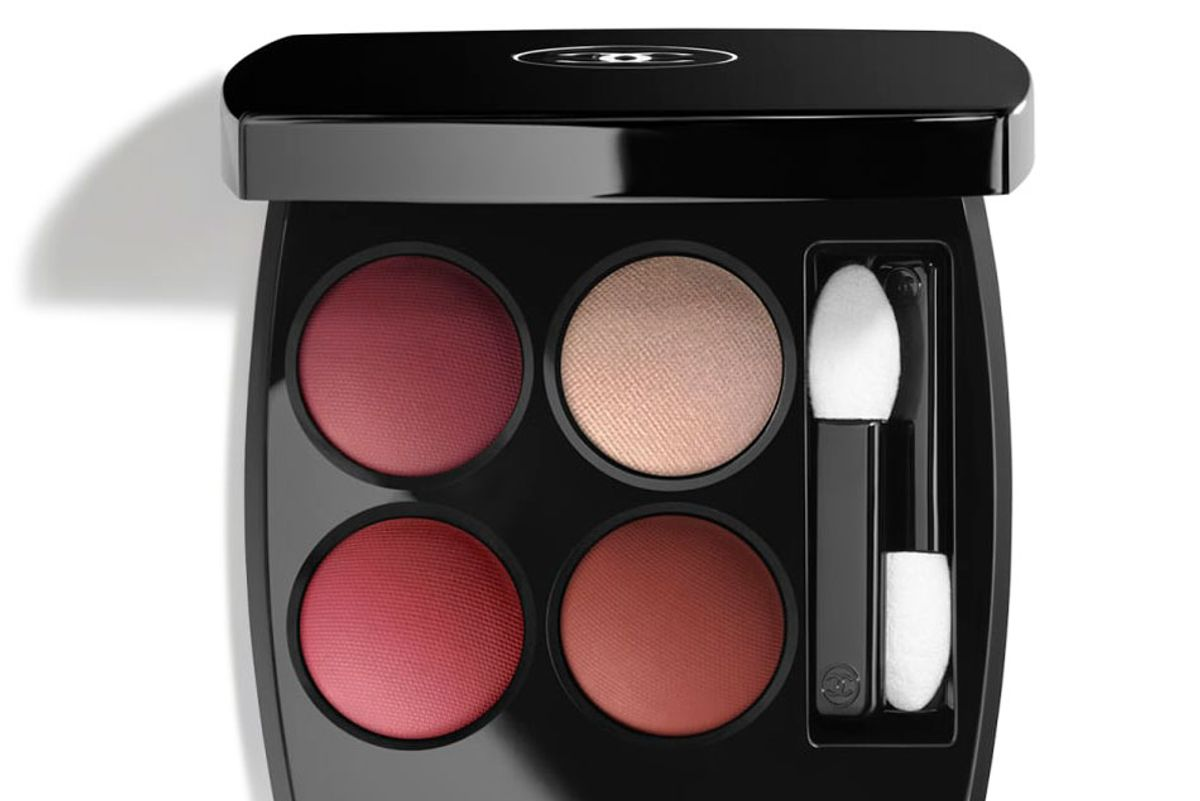 chanel beauty les 4 ombres multi effect quadra eyeshadow