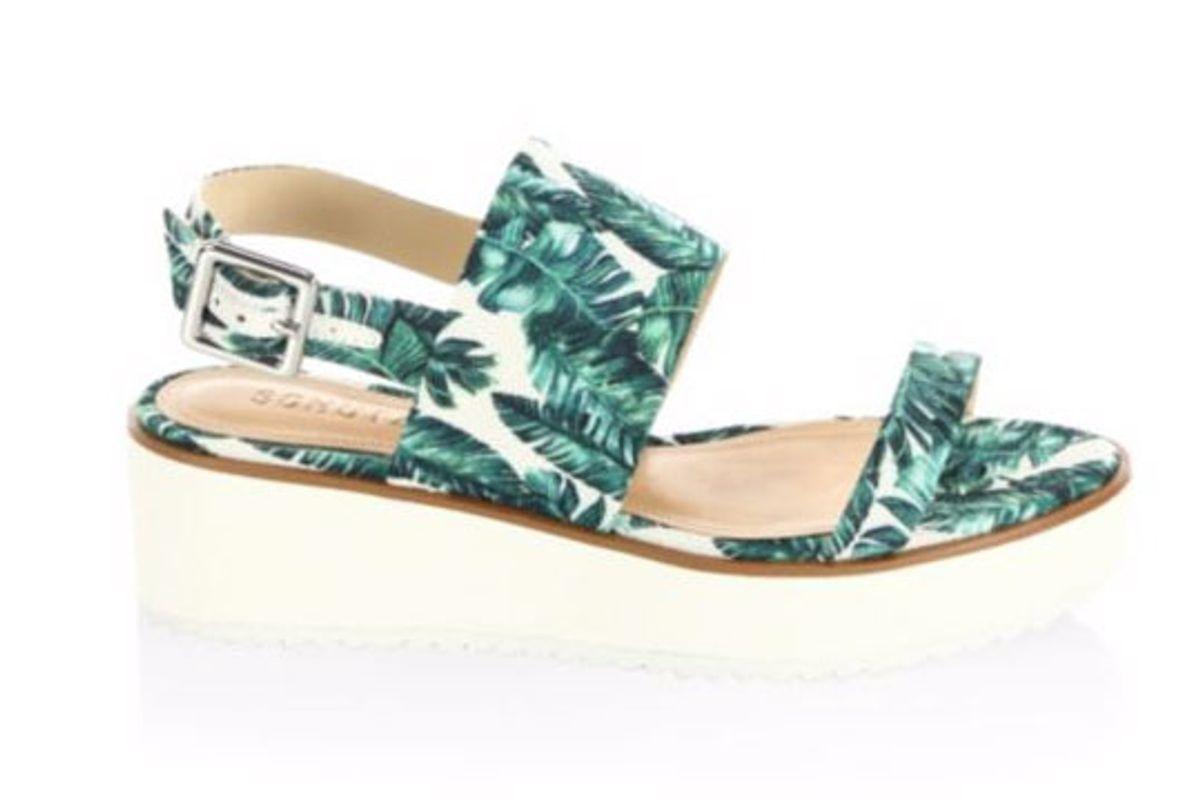 Telsa Flatform Sandals