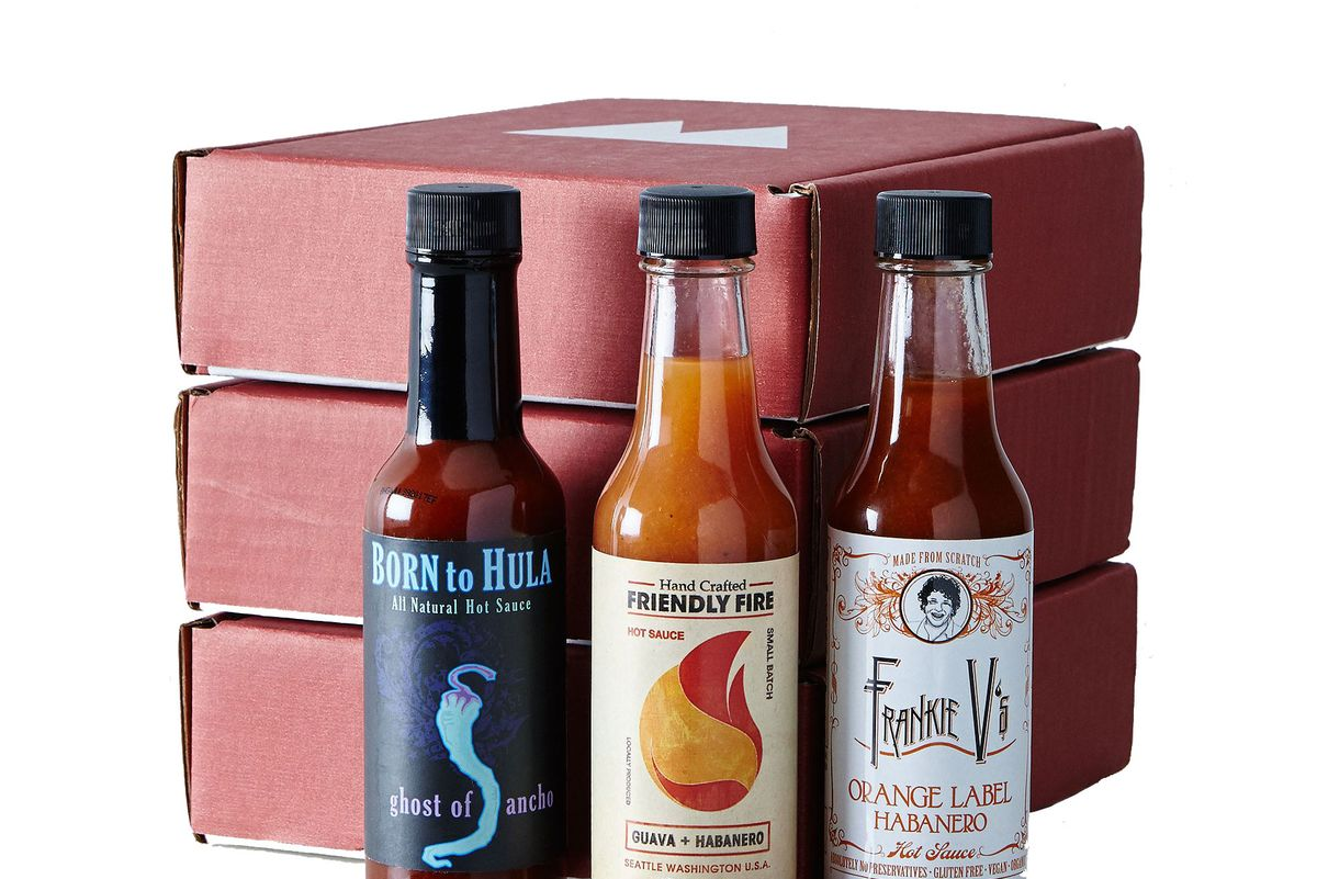 food52 small batch quarterly hot sauce subscription