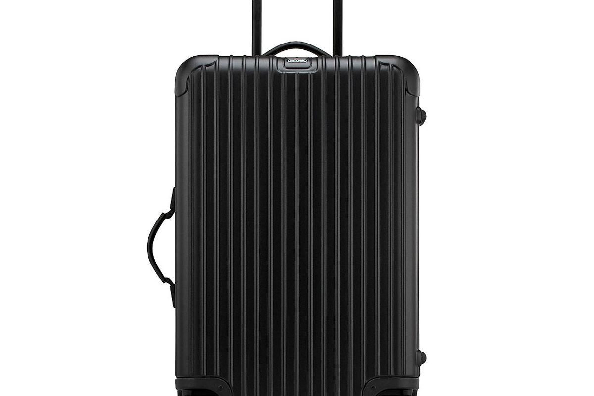 rimowa salsa cabin multiwheel luggage