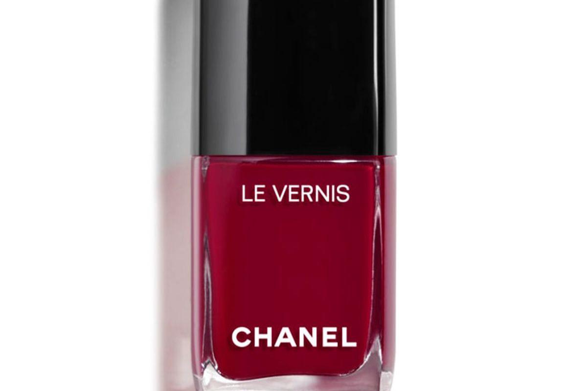 chanel beauty le vernis longwear nail colour