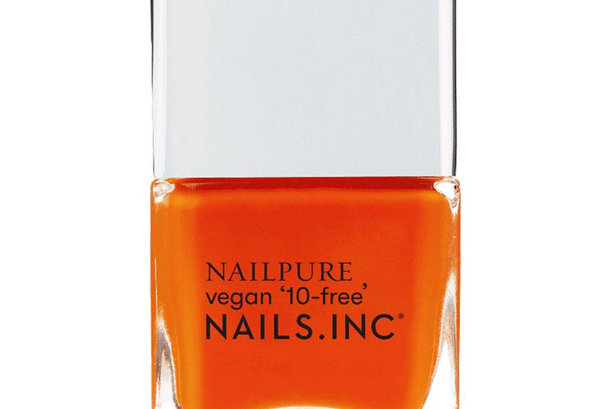 nails inc womanger nailpure nail polish