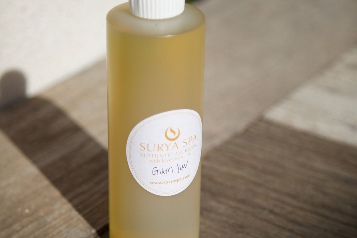 surya herbalized pulling oil