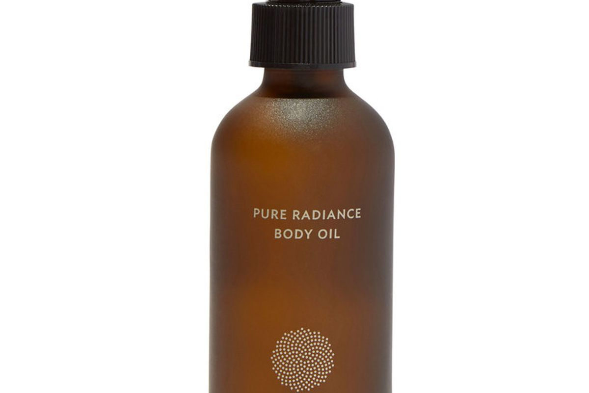 true botancials pure radiance body oil