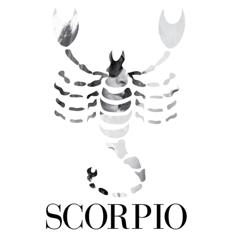 2015 Horoscope: Scorpio