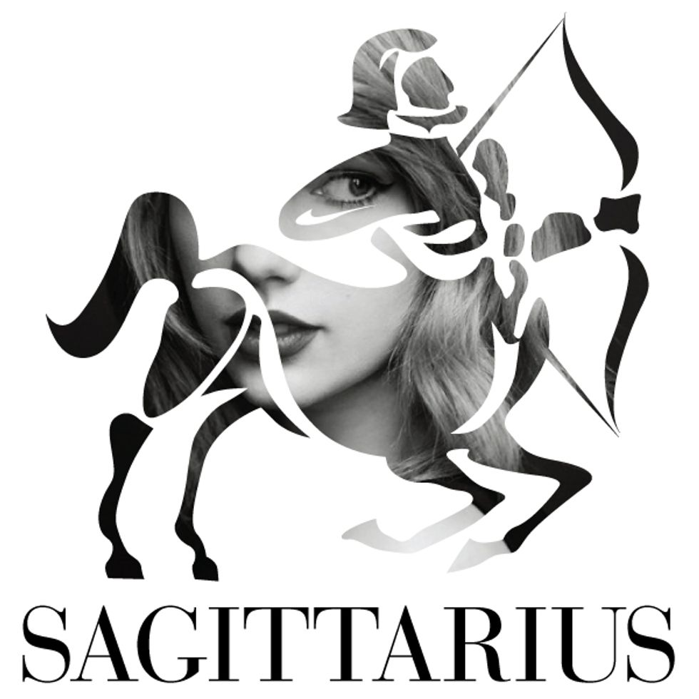 2015 Horoscope: Sagittarius