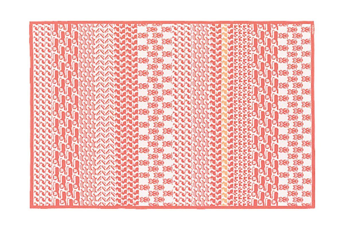 Animaux Pixel Blanket