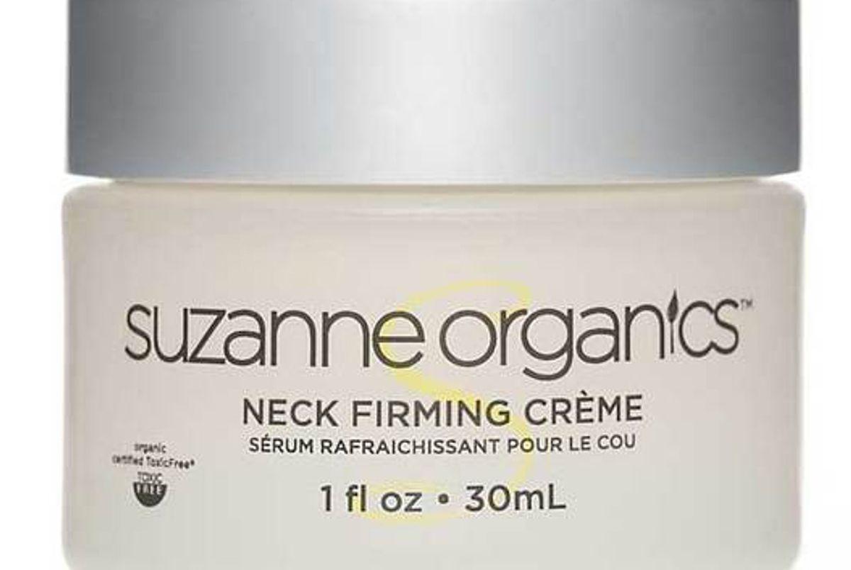 suzanne organics neck firming creme