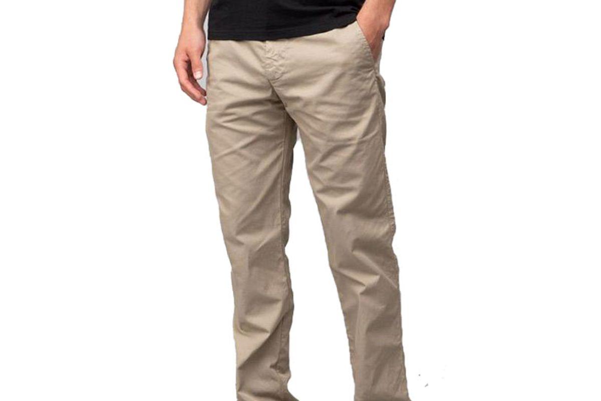 s.k.u. light twill trouser