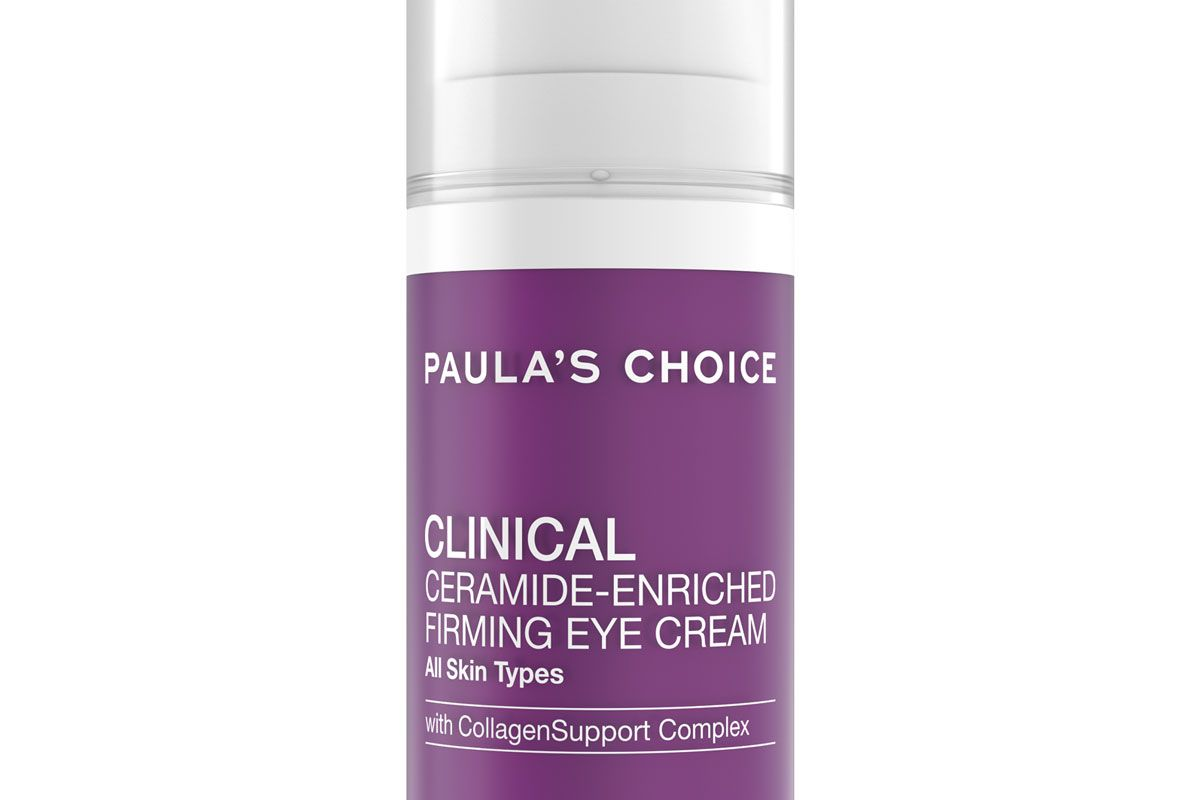 paulas choice clinical ceramide enriched firming eye cream