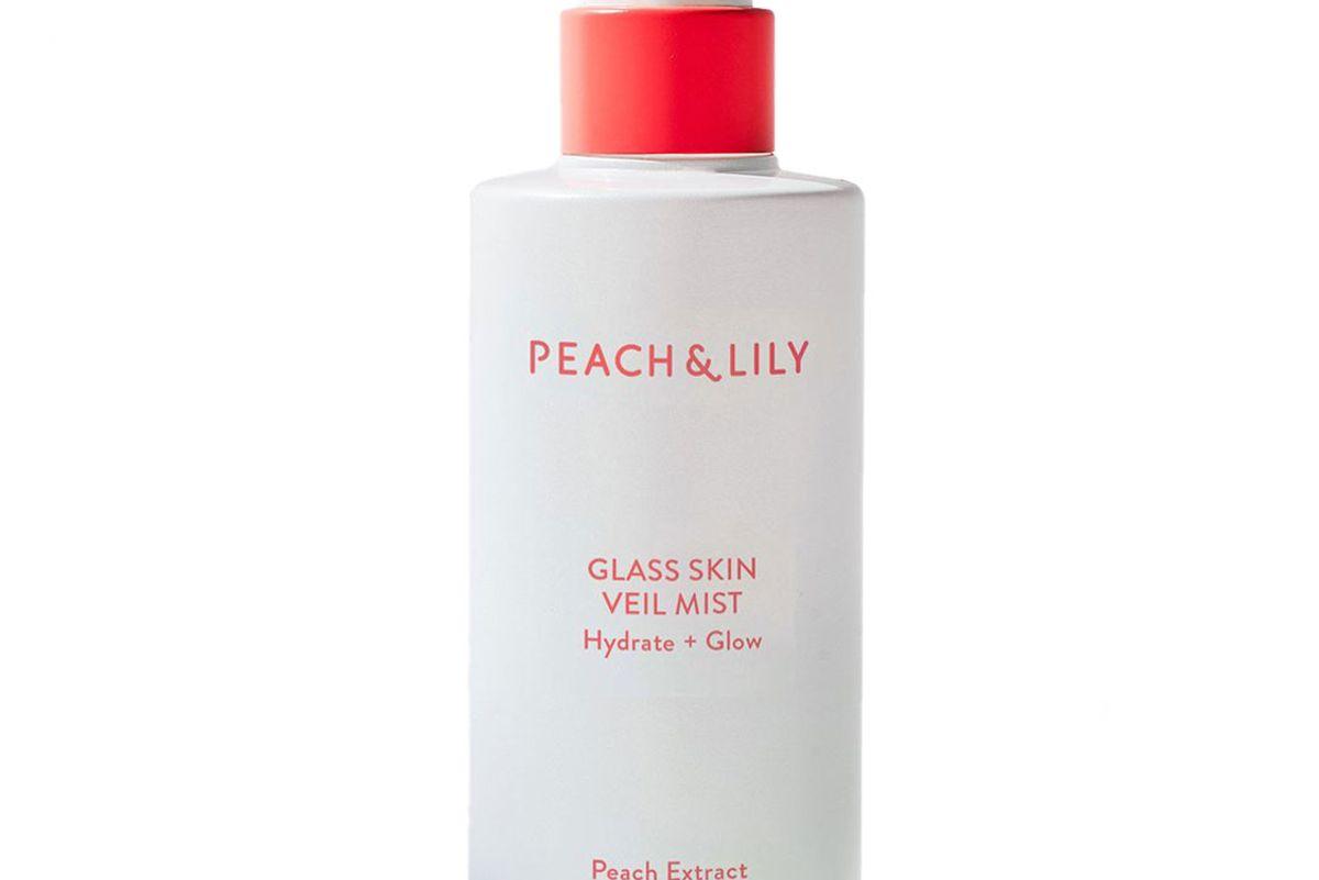 peach and lily glass skin veil mist