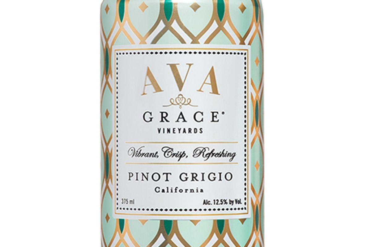 ava grace vineyards pinot grigio