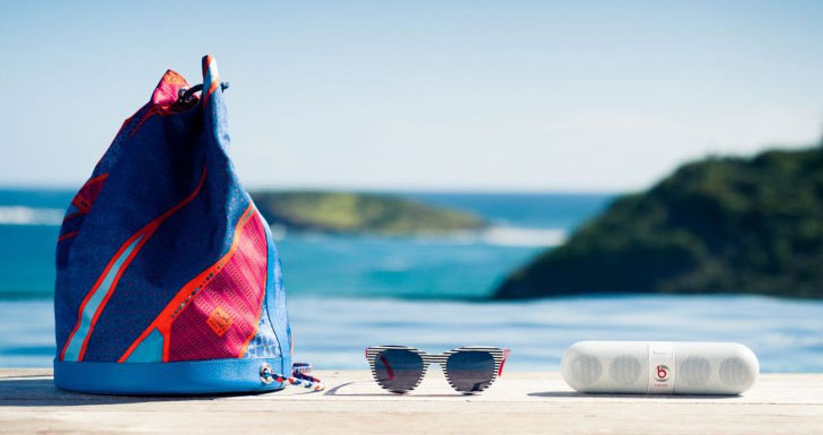 What's in Our Beach Bags