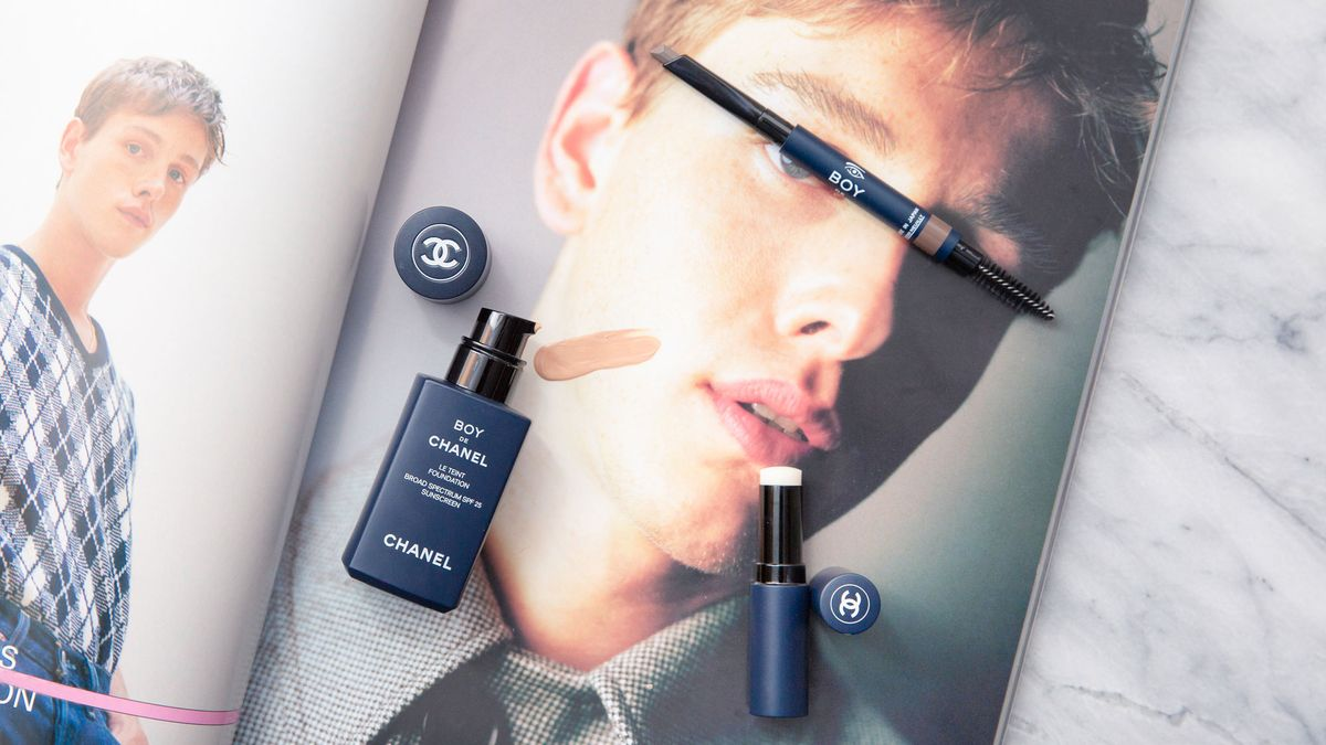 chanel boy de chanel makeup collection review