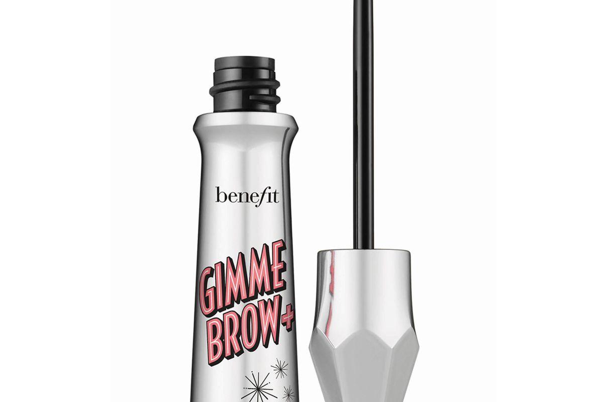 benefit cosmetics gimme brow and volumizing eyebrow gel