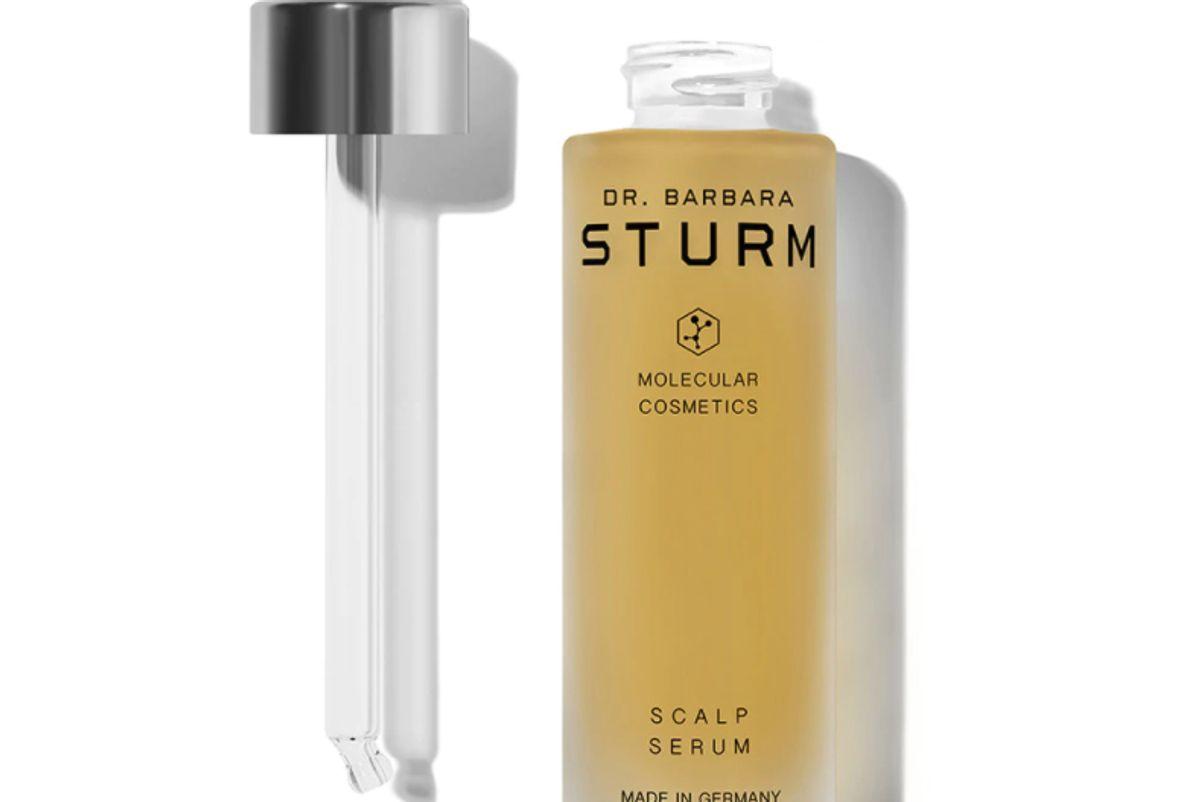 dr barbara sturm scalp serum