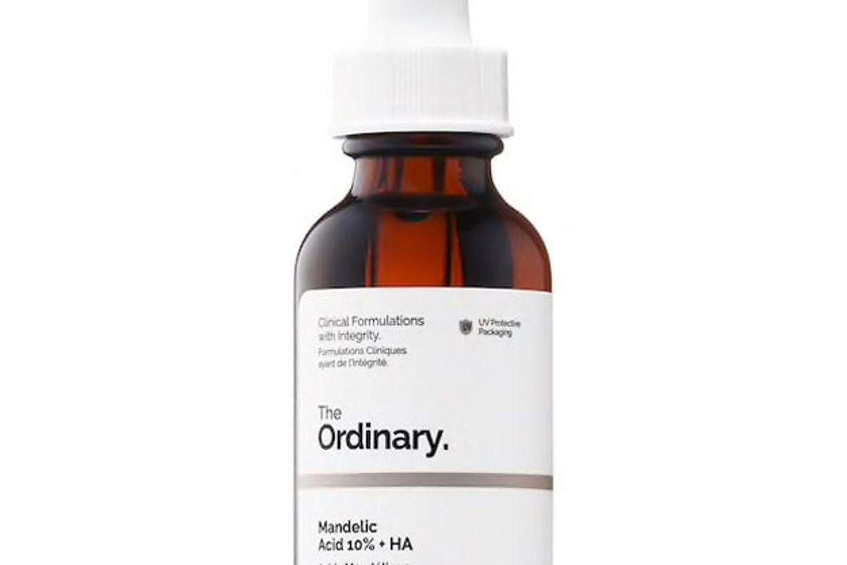 the ordinary mandelic acid 10 percent plus ha