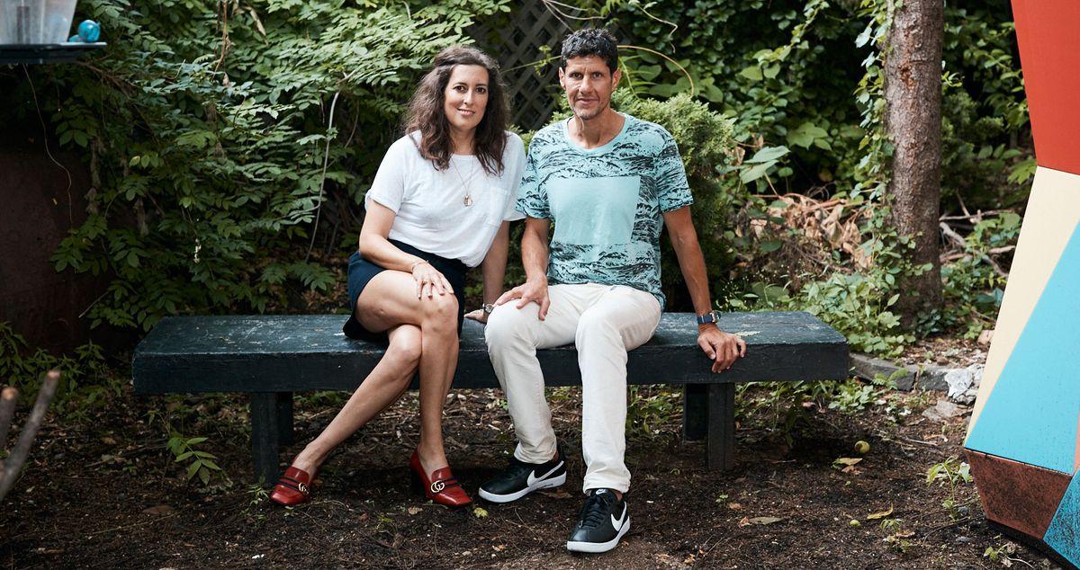 How We Met: Mike D. & Clare Vivier