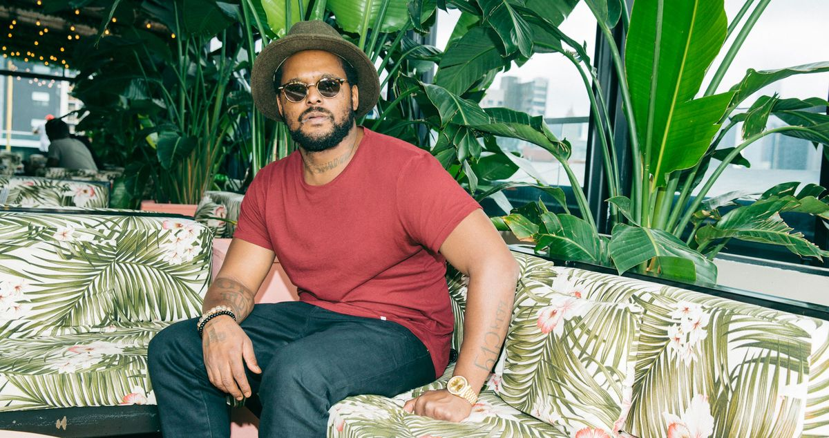 How Weed Saved ScHoolboy Q's Life