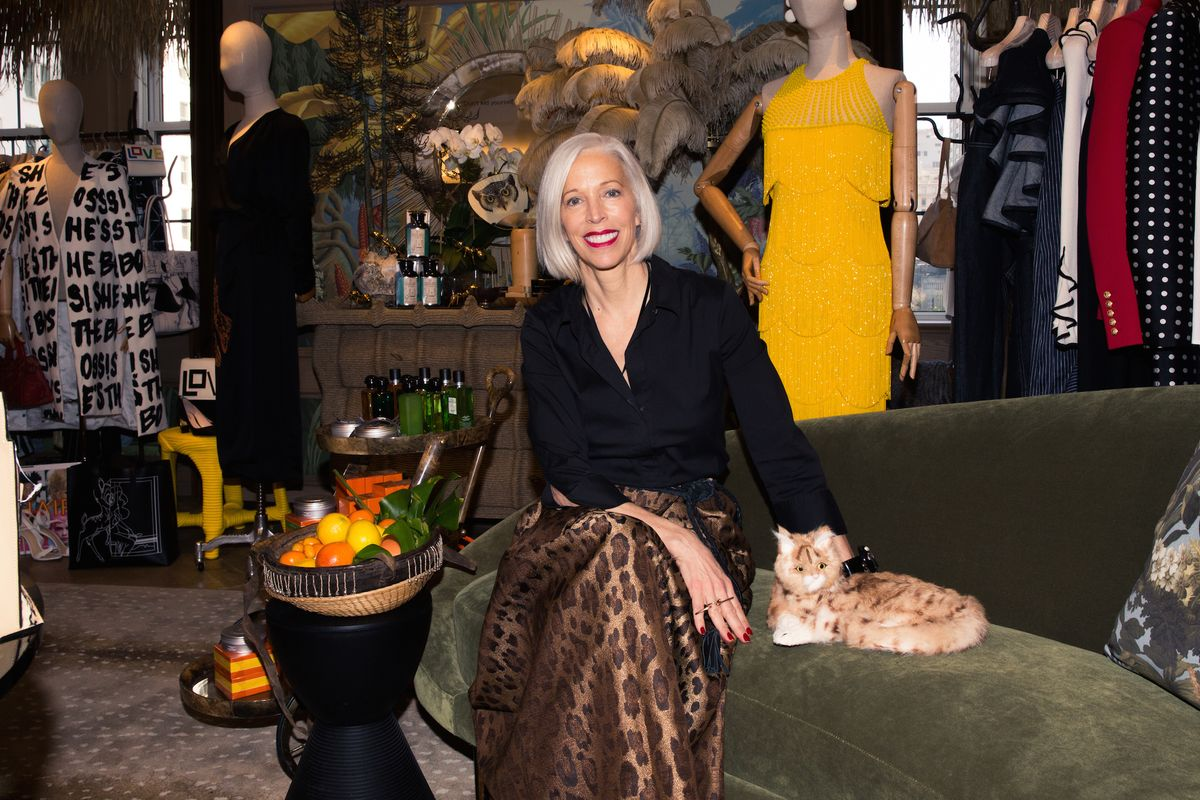 Linda Fargo's New Shop at Bergdorf's Is a Lesson in Personal Style