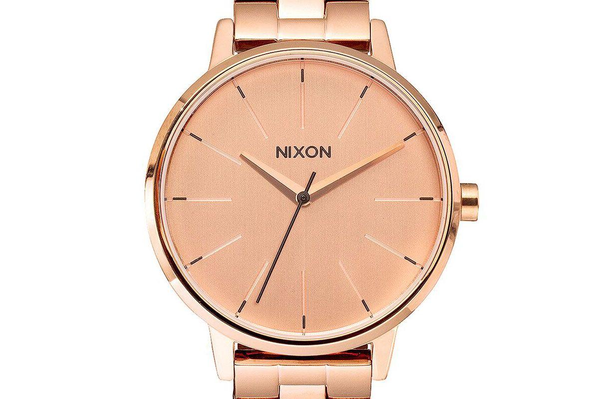 nixon 37mm kensington watch