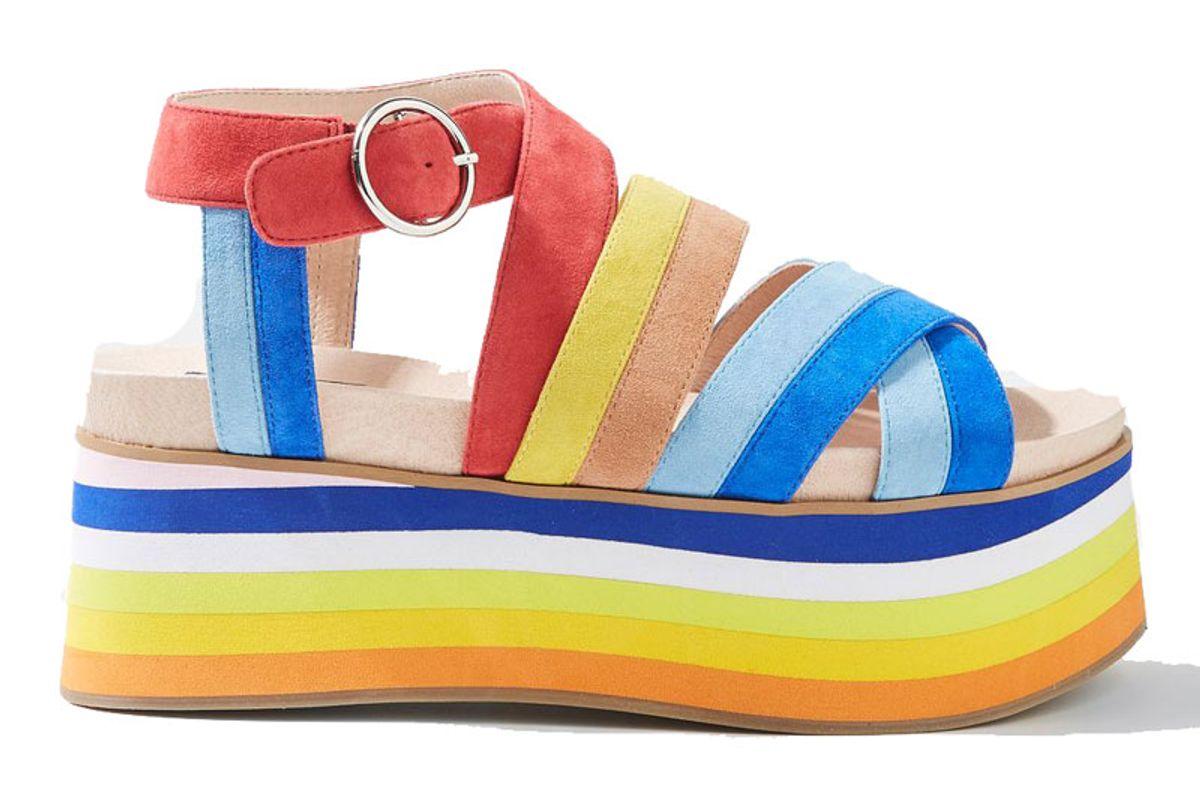 Radella Platform Sandals by Shellys