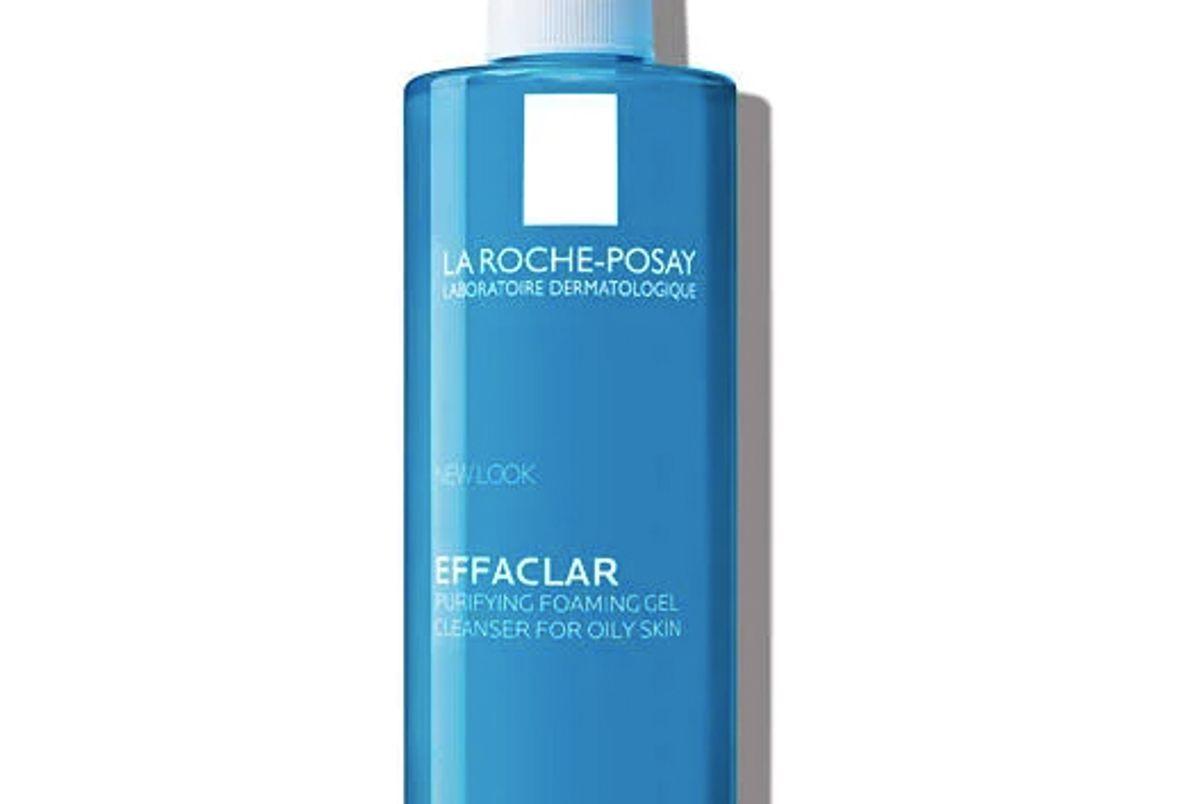 la roche-posay effaclar gel facial wash for oily skin
