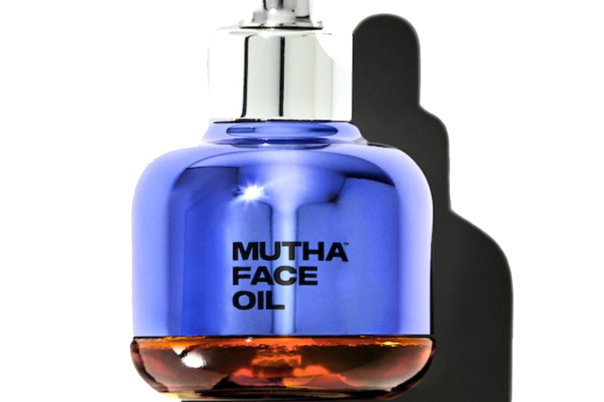mutha face oil