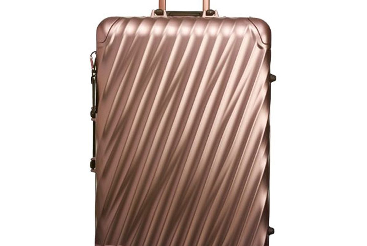 19 Degree Short Trip Packing Case in Rose Gold