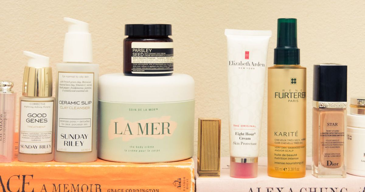 Fashion Girls' Favorite Skincare Products