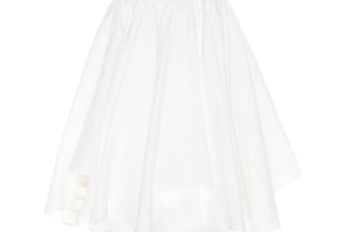 Petticoat Linen Skirt