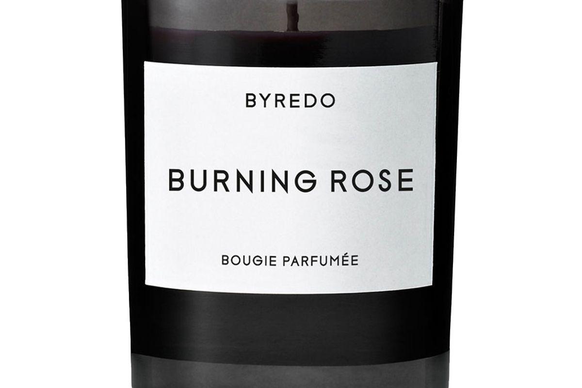 Burning Rose Mini-Candle
